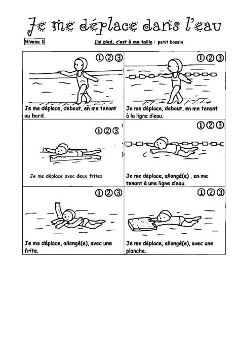 67 best images about piscine activités on Pinterest