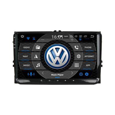 sharan vw radio android car radio