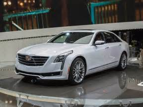 Newest Cadillac 2016 Cadillac Ct6 Rolls Into The Limelight Kelley Blue Book