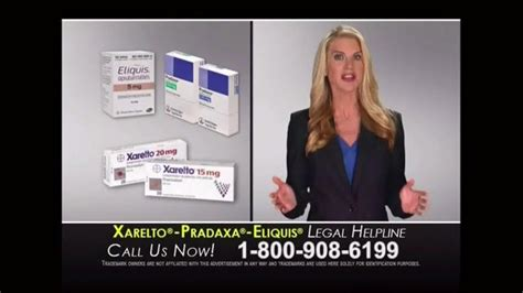 xarelto commercial actress gacovino lake tv commercial xarelto pradaxa or eliquis
