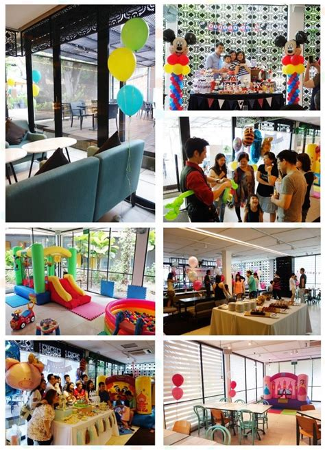 Baby Shower Venues In Singapore by Kidiparty 10 Unique Birthday Venues In Singapore