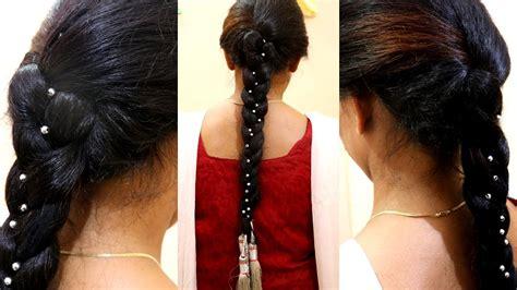 Punjabi Hairstyle by Parandi Braid Hairstyle Indian Punjabi Hair Style