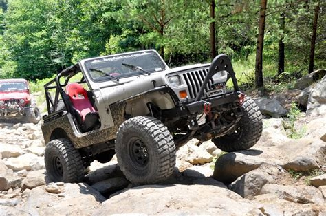Jeep Yj Lift Kits 4in Suspension Lift Kit For 87 95 Jeep Yj Wrangler