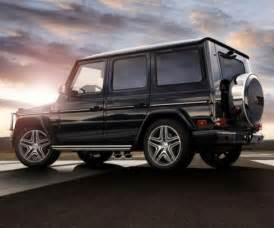 Mercedes G Wagon Price The Legendary Mercedes G Wagon Receive Updates For 2017