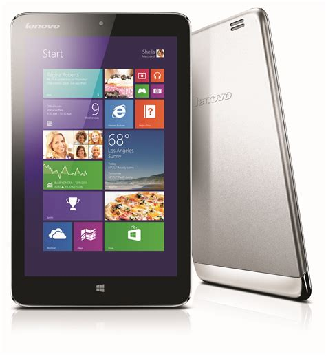 Tablet Windows 8 lenovo miix2 an 8 inch windows 8 1 tablet