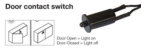 cabinet door open light switch cabinet switches for lighting bar cabinet