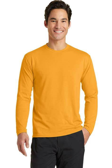 Sweater Golds Youth Performance port company 174 sleeve performance blend