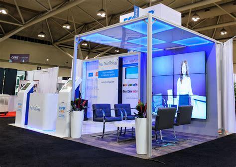 design technology show rax technology 10 x 20 custom booth custom booths