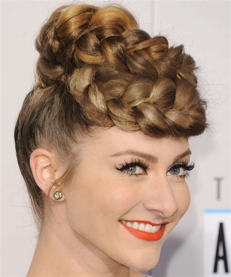 braided hairstyles prom 40 hairstyles for prom night with braids and curls