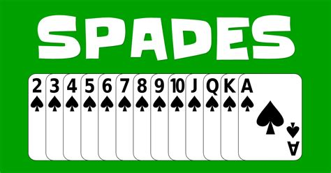 rules of spades card game gamesworld