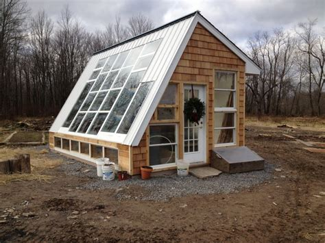 building solar greenhouses green houses and sunrooms