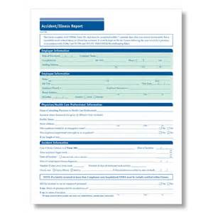 Osha Incident Report Form Template by Osha Report Form