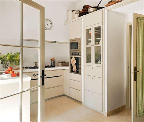 cocinas en u modernas cocinas peque 241 as claves para distribuirlas en u