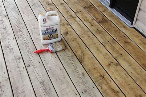 water sealer   stain    natural