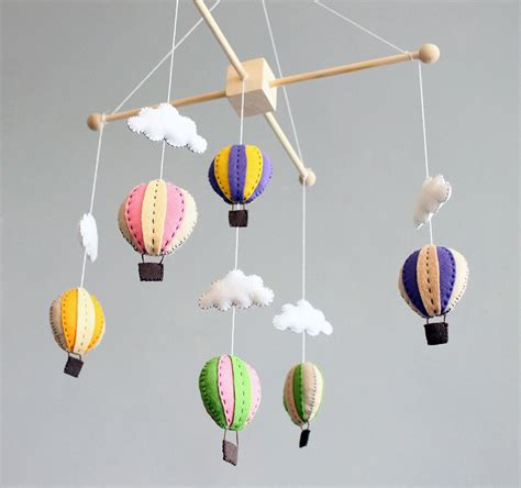 How To Make Your Own Crib Mobile by Buttonfaceco Diy Baby Mobile How To Make Your Own