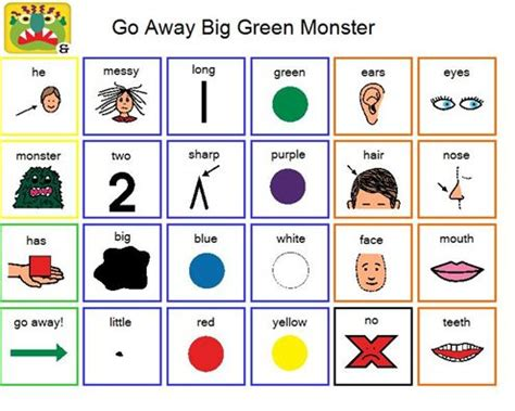 10 Words That Need To Go Away by 20 Best Images About Go Away Big Green Activities