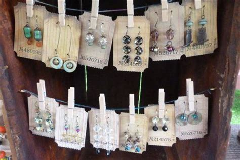 Handmade Jewelry Display Ideas - jewelry business how to sell handmade jewelry at craft