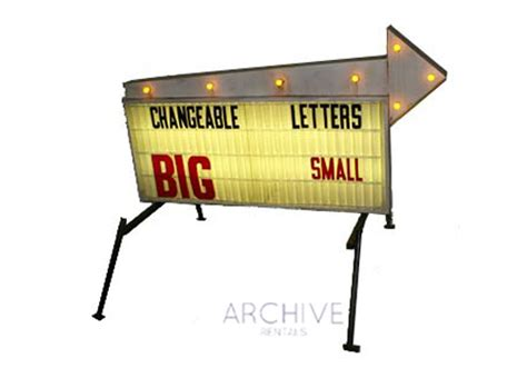roadside marquee sign marquee roadside sign double sided marquee roadside sign