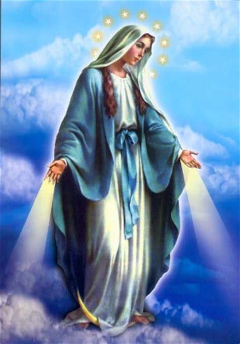 imagen virgen maria de la medalla milagrosa photo