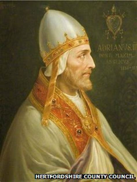 bbc news nicholas breakspear: the only english pope