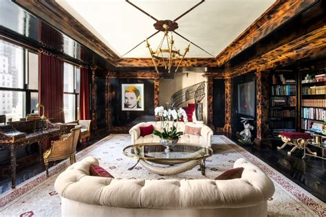 manhattan penthouse will be worth almost 80 million inside tommy hilfiger s 75 million manhattan penthouse
