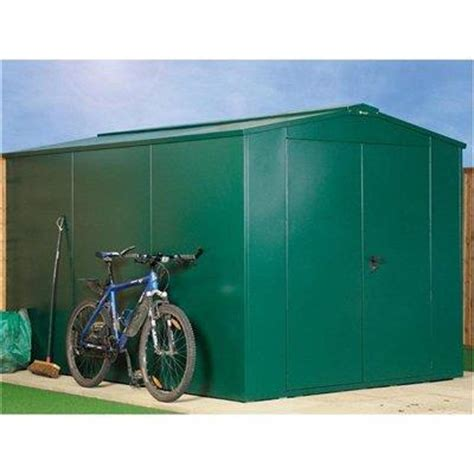 Asgard Sheds Bike Storage by Asgard Gladiator Plus Metal Sheds Bike Storage Garden