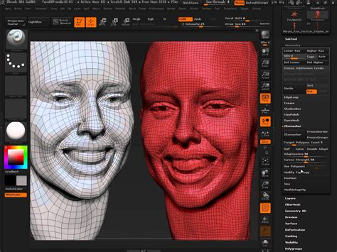 zbrush retopo tutorial zbrush 4r6 a look at zremesher youtube