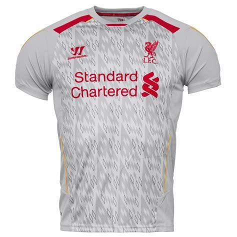 T Shirt Liverpool Est liverpool t shirt grey www unisportstore