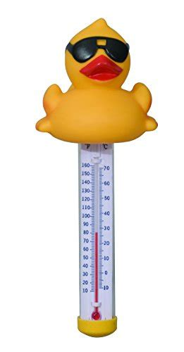 Unisex Import Duckie 7000 derby duck spa and pool themometer import it all