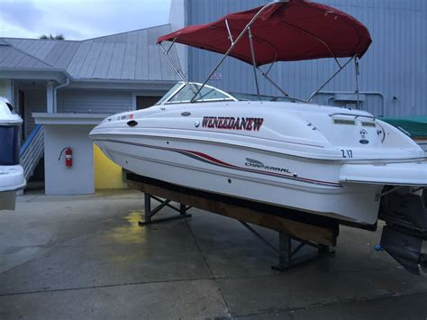 chaparral boats sunesta 232 chaparral 232 sunesta deck boat 2001 for sale for 8 800