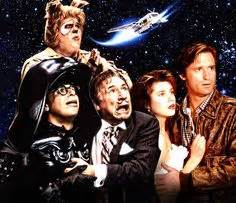 Spaceballs Is Being Developed As by Quot Spaceballs Quot Still 1987 L To R Lurene