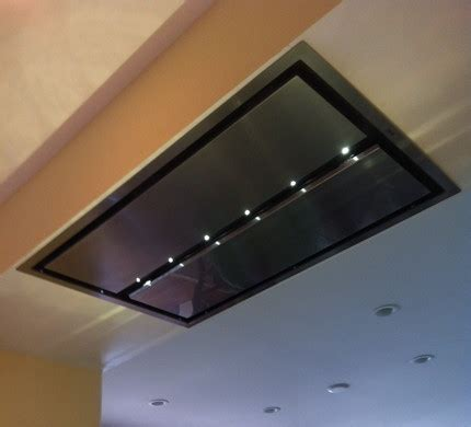 best cirrus flush mounted ceiling hood vent chowhound