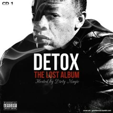 Detox Album Cover by Dr Dre Detox The Lost Album Hosted By Magic