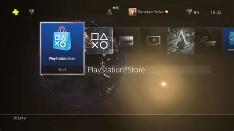 ps4 themes truant pixel ps4 gets awesome themes showing earth from space with real