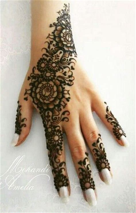 pretty henna tattoo designs makedes com