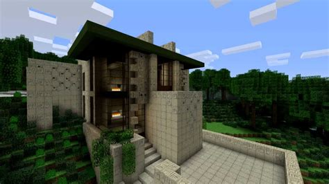 minecraft freeman house