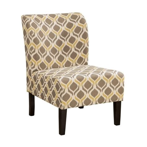 Fabric Accent Chair Honnally Fabric Accent Chair In Gunmetal 5330560