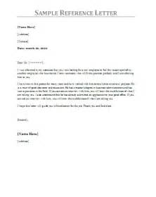 personal reference letter sample free cover letter templates