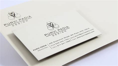 interior design branding stationery 1 Trillion Creative