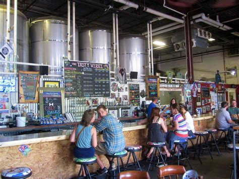 the top room so you re a brewery and you want to get into your taproom the ale runner