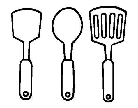 dibujos de cocina para colorear dibujo de esp 225 tulas de cocina para colorear dibujos net
