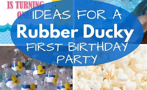 Bathroom Shelving Ideas Let S Plan A Party Rubber Ducky Birthday Party Ideas