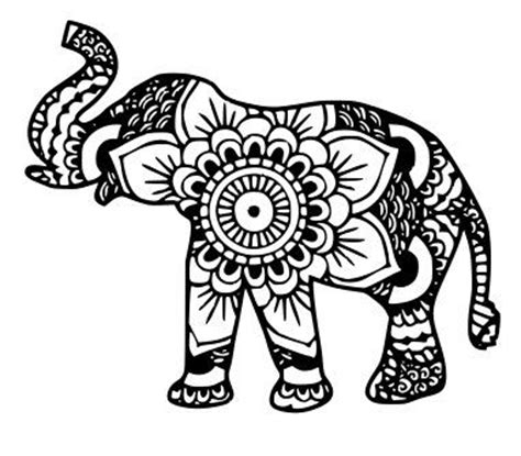 25 trending mandala animals ideas on pinterest tigre