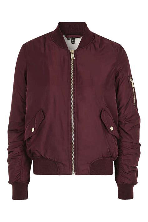 Bomber Jaket bomber jacket topshop