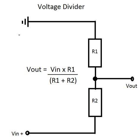 resistor in voltage divider resistor as voltage divider 28 images voltage dividers learn sparkfun voltage divider rule