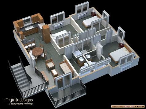 3d floor plan design 3d floor plan quality 3d floor plan renderings