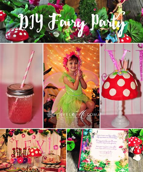 party tips an enchanted diy fairy birthday party part 3 the party