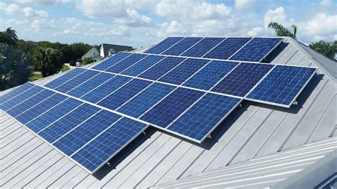 solar panel packages south florida builder includes solar power as standard feature florida construction news