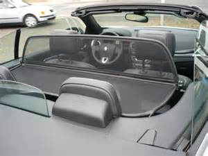 Renault Megane Windscreen Wind Deflector Renault Megane Cabrio Ebay