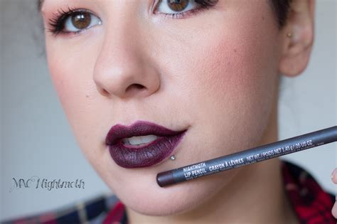 Lip Liner Mac mac nightmoth lip liner www pixshark images